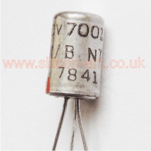 CV7001  germanium PNP transistor - Newmarket