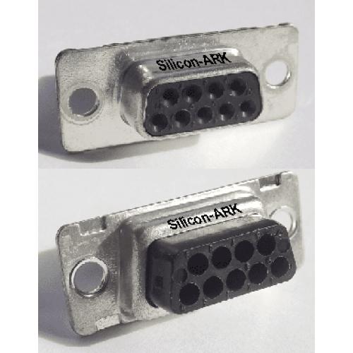 D-Sub 9-way crimp socket - RS Components