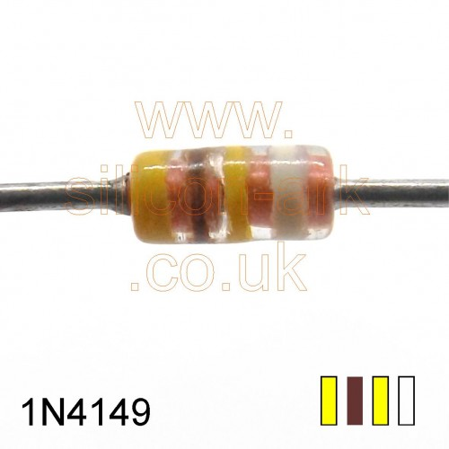 1N4149 small signal silicon diode
