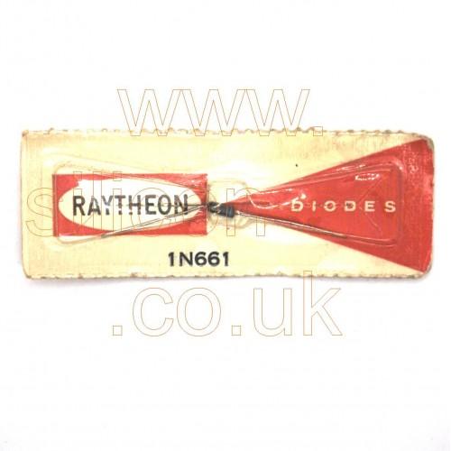 1N661 diode - Raytheon
