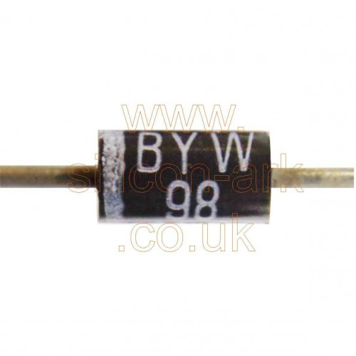 BYW98-200 diode - STMicroelectronics