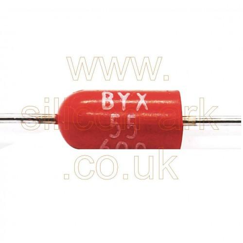BYX55-600 rectifier