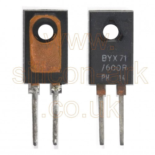 BYX71-600R fast recovery rectifier