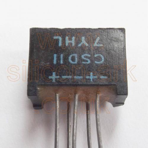 CSD11 rectifier - ITT