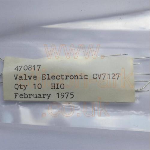 CV7127 Germanium diode
