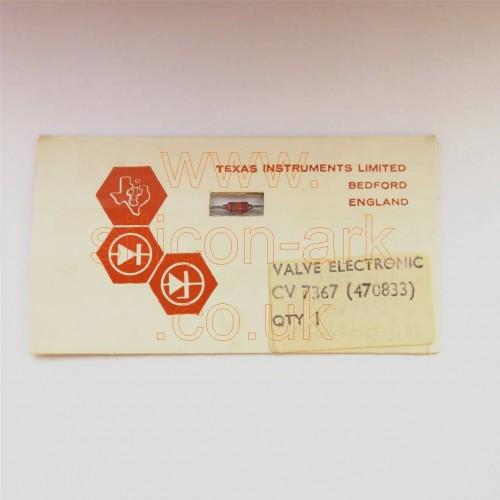 CV7367 diode - Texas Instruments