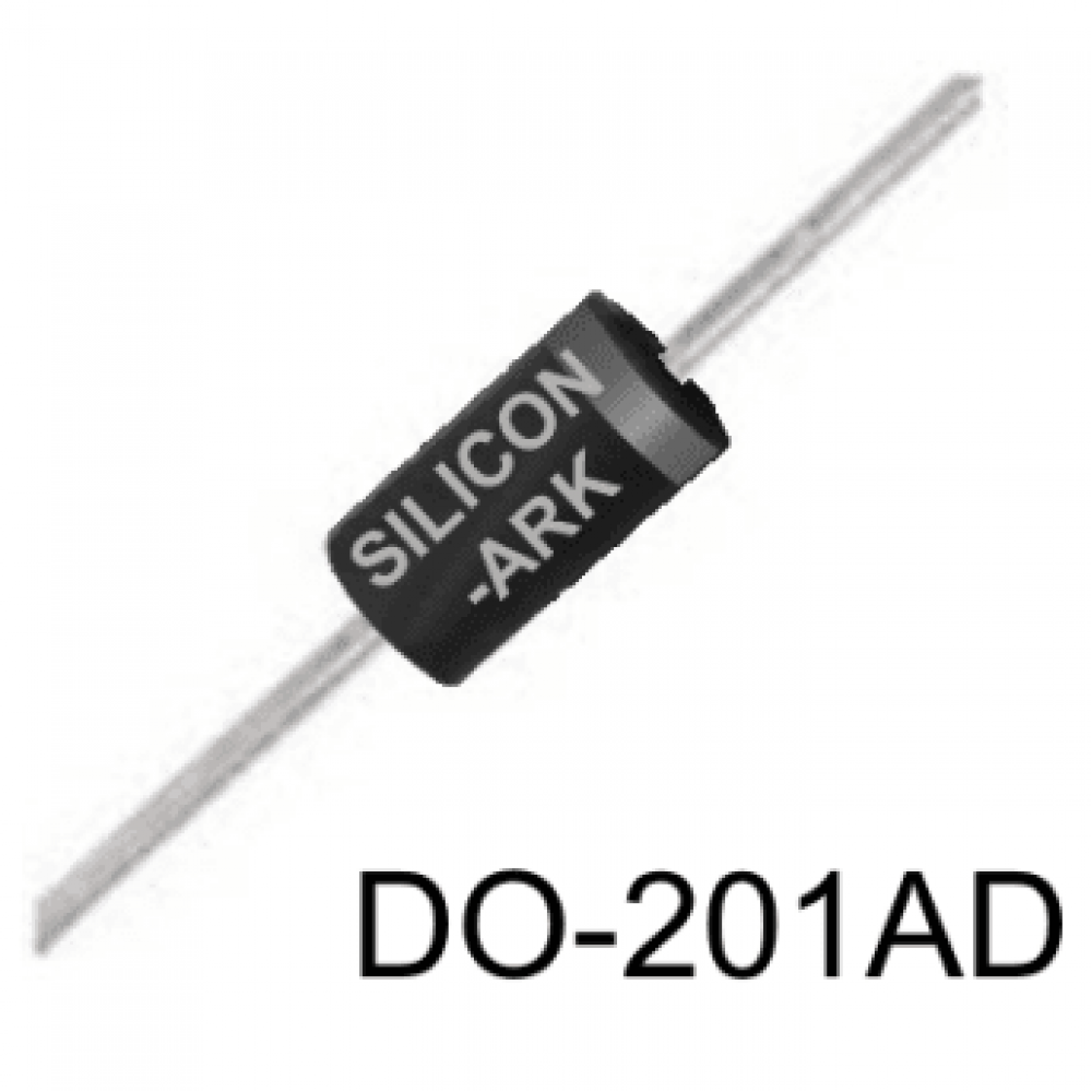 25 x 1N4004 400V 1A Axial Lead Silicon Rectifier Diodes AD