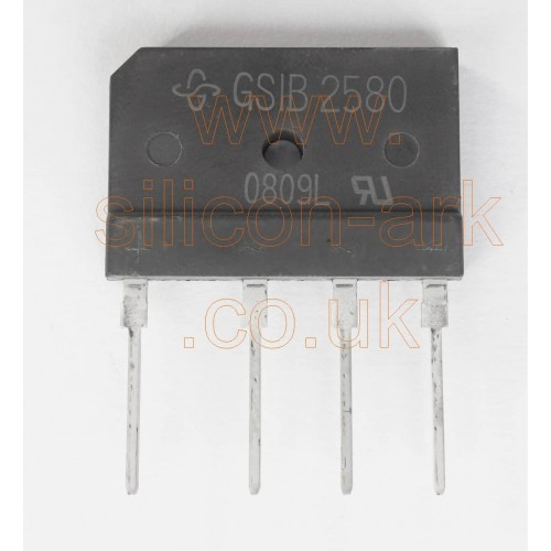 GSIB2580 Bridge Rectifier - General Semiconductor