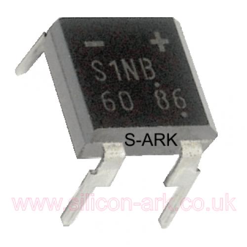 S1NB60 bridge rectifier - Diotec