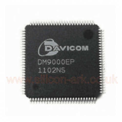DM9000EP Ethernet Controller with General Processor Interface - Davicom