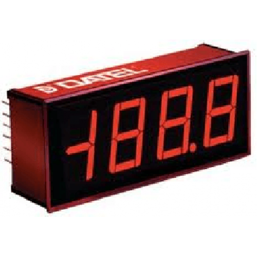 LED panel meter  (daylight readable) DMS-30DR-1-R