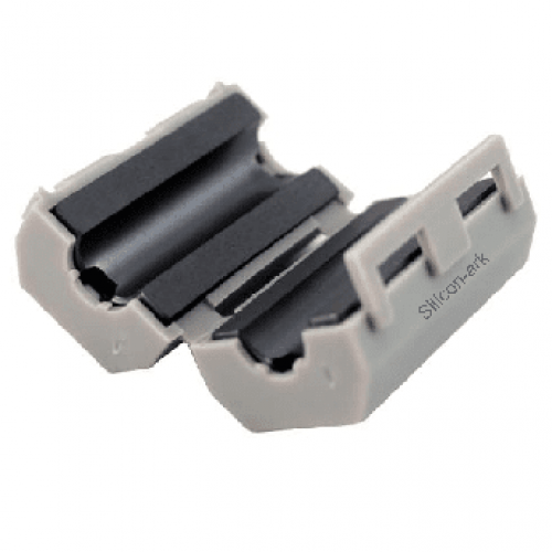 ferrite core clamp emc filter for 9mm cable
