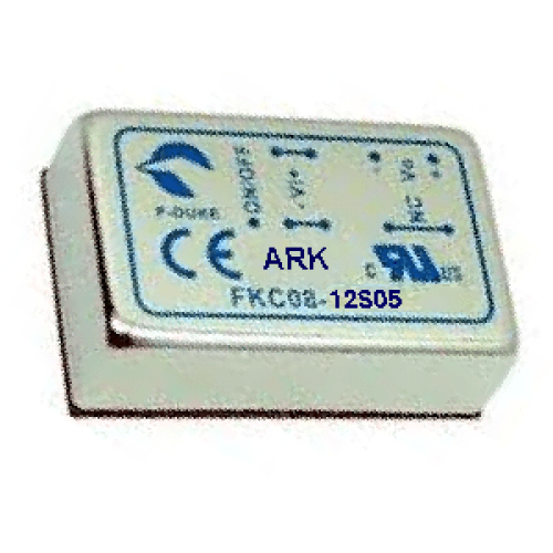 FKC08-12S05   DC-DC CONVERTER