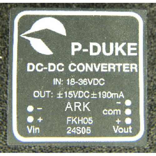FKH05-24S05  DC-DC CONVERTER