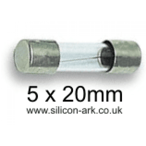 315mA 250V slow acting glass fuse 5 x 20mm