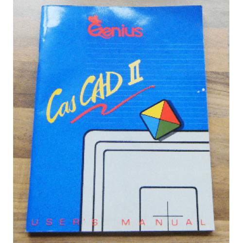 Genius Genitizer CAS CAD user manual