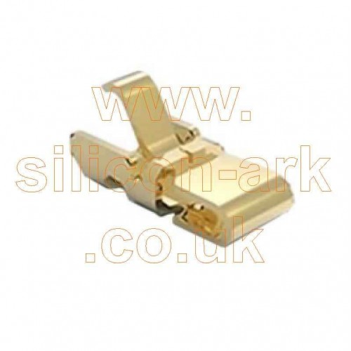 1210 shield finger connector (2134078-1)  - TE Connectivity-AMP
