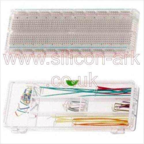 Breadboard and wire kit - (A000032) - Arduino