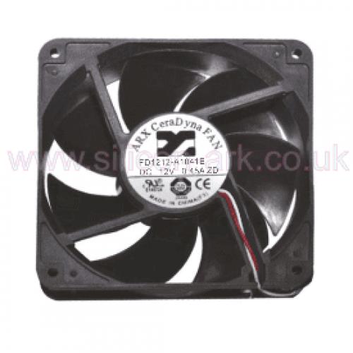 Ceradyna 1212-A1041E high speed fan 12V - ARX