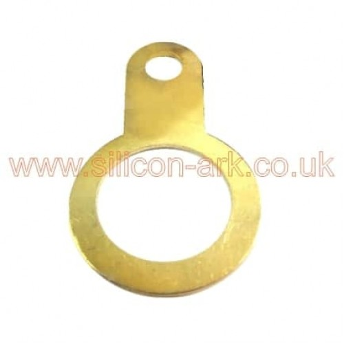 32mm SWA cable gland brass earthing washer - Davico