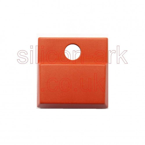 96.932.2 red keycap lens for switch 96.323.837 - eao