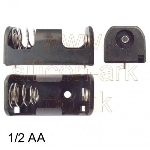 1/2 AA Battery Holder - TruPower