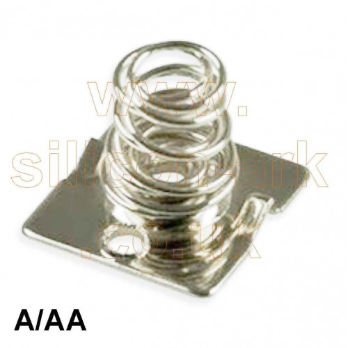 AA / A Battery holder (5202) - keystone