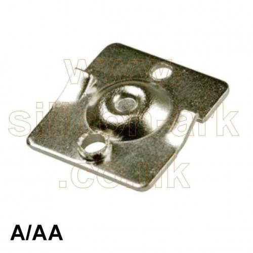 AA / A Battery contact (5224) - keystone