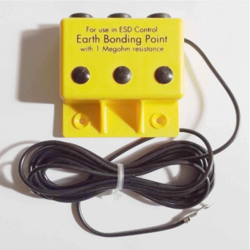 ESD Earth bonding box (RS 298-3935) - RS Components