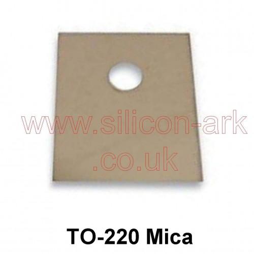 TO-220 mica insulator