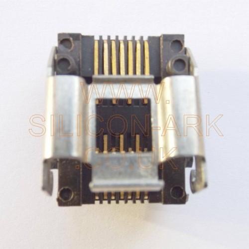 Flatpack 14-lead  IC test socket - IDI