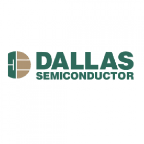 DS1000-100 5-tap silicon delay line - Dallas Semiconductor