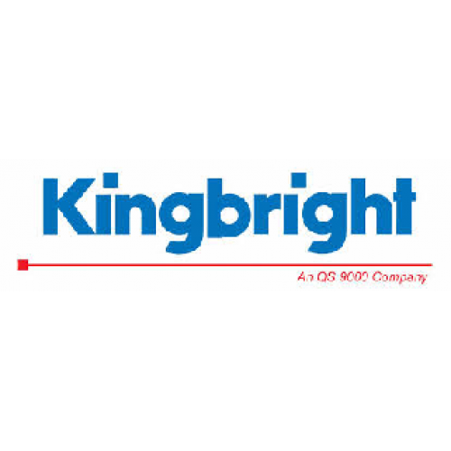 KM-231D-F   RED diffused surface mount LED - Kingbright