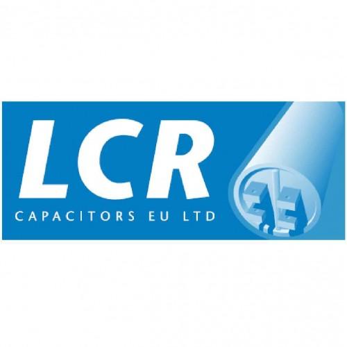 15pF 125 V +/- 2pF  polystyrene capacitor - LCR