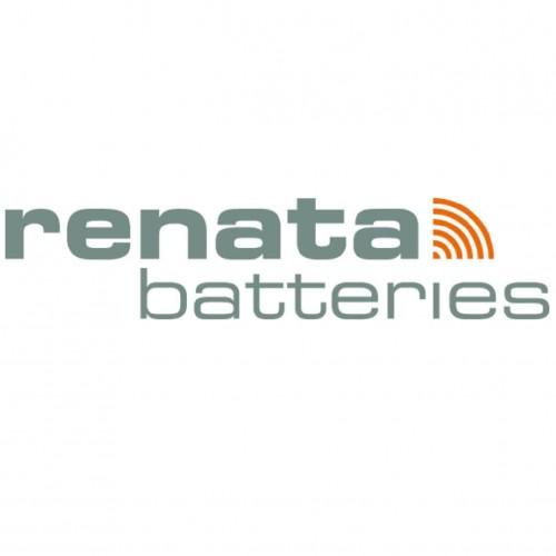 CR2032 coin cell battery holder (HU2032-1) - Renata