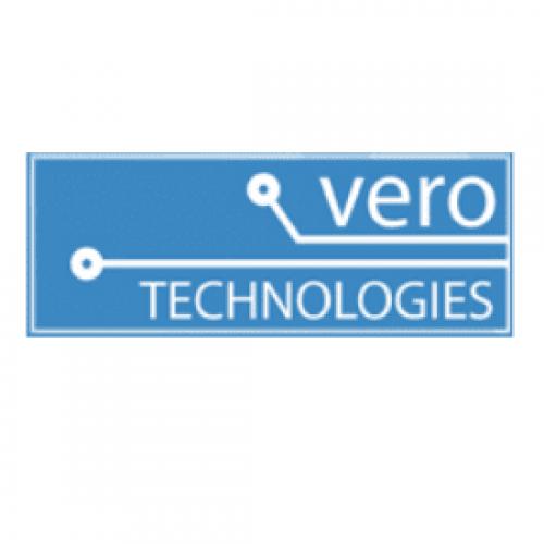 Euro card flexible handle  black type E - Vero Technologies