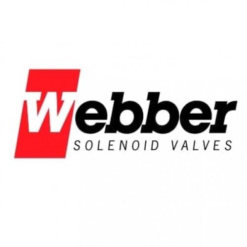 24 Volt pneumatic valve assembly (x5) - Webber