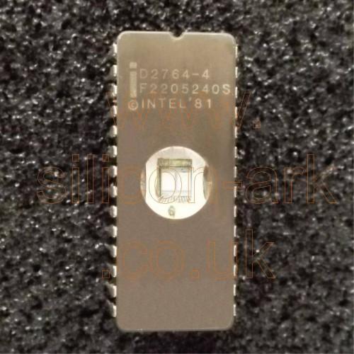 D2764-4  64K (8Kx8) UV EPROM - Intel