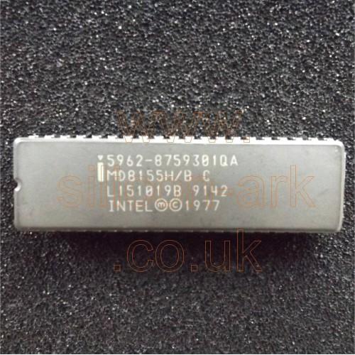 8155 (MD8155H/B)  2K SRAM with  I/O  - Intel
