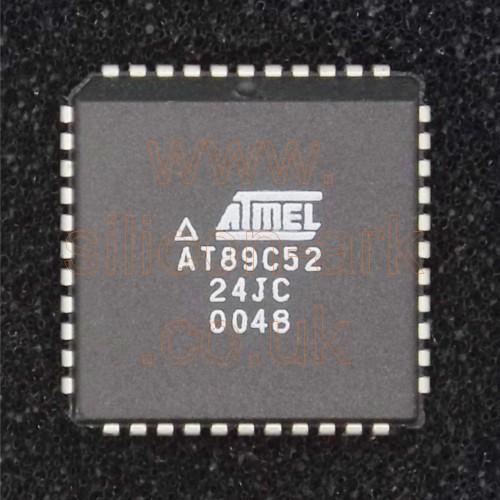 AT89C52-24JC  8-Bit Microcontroller - Atmel