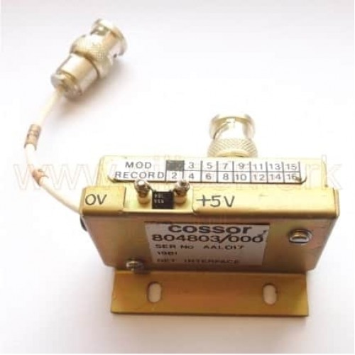 microwave detector interface (804803/00) - Cossor