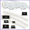 Resistors - surface mount