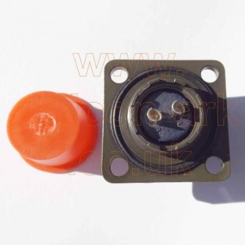 2-way NSN 5935-99-013-1442 (LMG/1/07240/220) MK7 receptacle - Weald Electronics