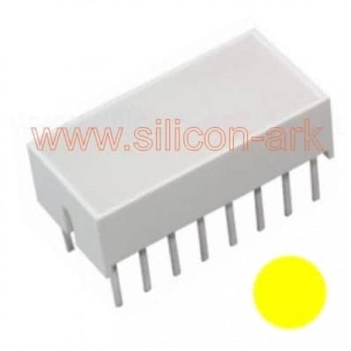 HLMP-2785  Yellow LED lightbar - QT Optoelectronics