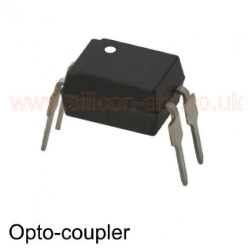 FOD852 Darlington optocoupler - Fairchild Semiconductor