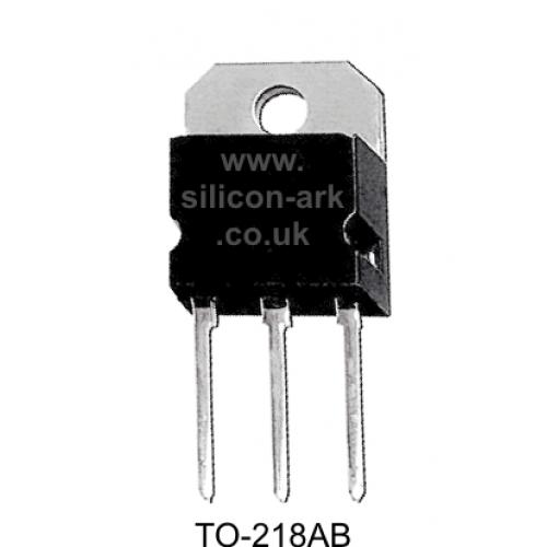 BUV47A silicon NPN power transistor - ST Microelectronics