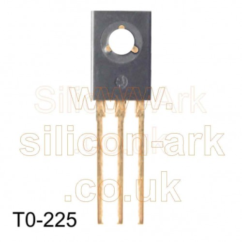 BD237 silicon NPN medium power transistor
