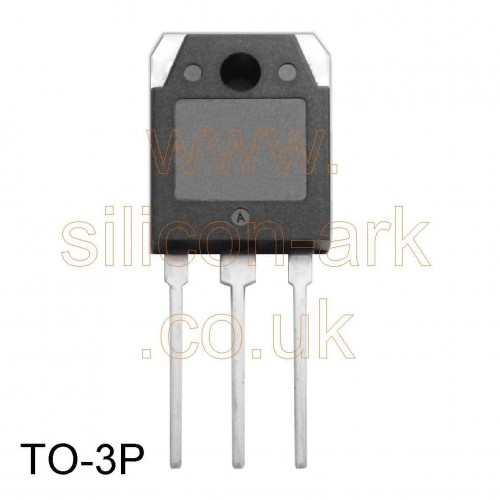 BU508A silicon NPN power transistor  TO-3P - Sanyo