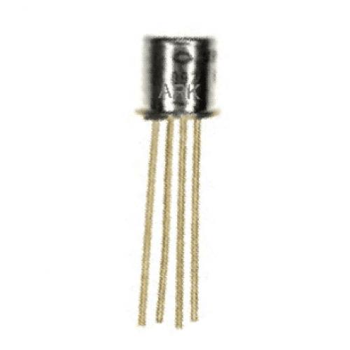 AF124 Germanium PNP  RF transistor - Telefunken
