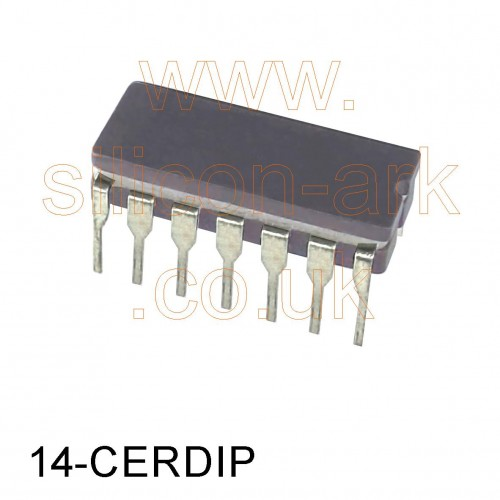 JM38510/65302BCA dual D-type flip-flop - Texas Instruments